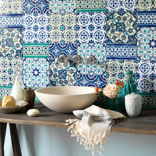 Creative Moroccan Bathroom Tile Moroccan Bathroom Tile Los Angeles Bathroom