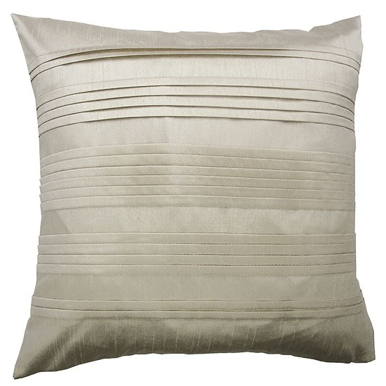 Faux Silk Cushion From Dunelm Mill Traditional Cushions