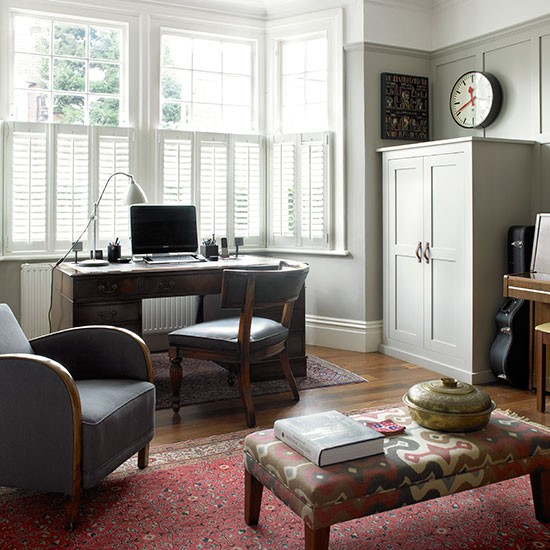 Design Addict Mom A Charming Edwardian Home in London.