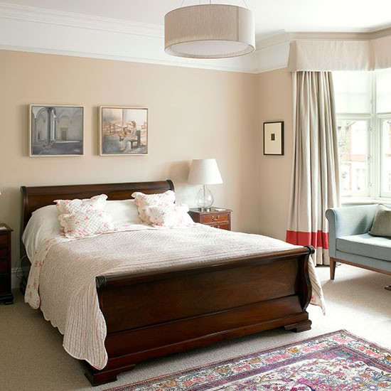 Main bedroom be inspired by this edwardian home in south for Main bedroom design ideas