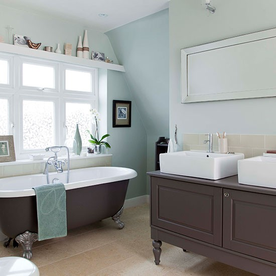 Modern Country Style Bathrooms Time Inc Uk Ltd 2014