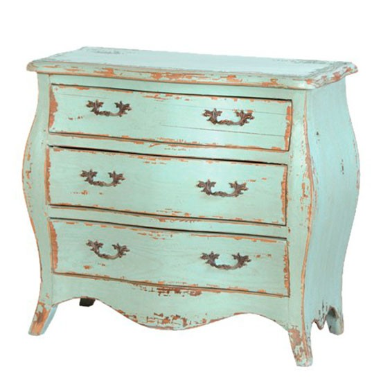 Etienne French Style Painted Chest From Furniture Shop Uk Vintage Romance Trend 2013