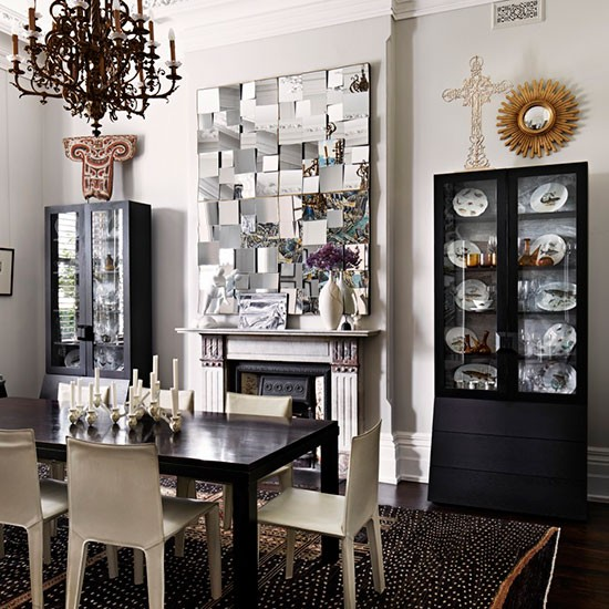 Dining room | Be inspired by this eclectic and quirky villa in Melbourne | House tour | PHOTO GALLERY | Livingetc | Housetohome.co.uk