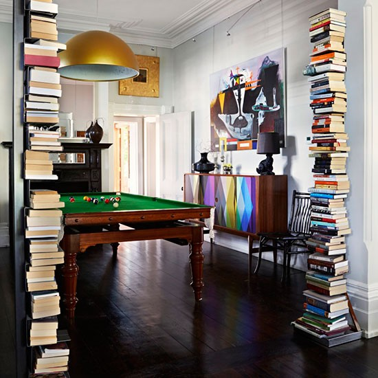 Games room | Be inspired by this eclectic and quirky villa in Melbourne | House tour | PHOTO GALLERY | Livingetc | Housetohome.co.uk