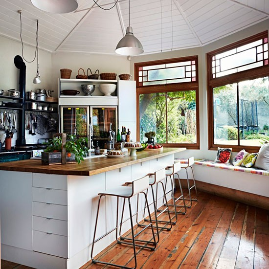 Kitchen | Be inspired by this eclectic and quirky villa in Melbourne | House tour | PHOTO GALLERY | Livingetc | Housetohome.co.uk