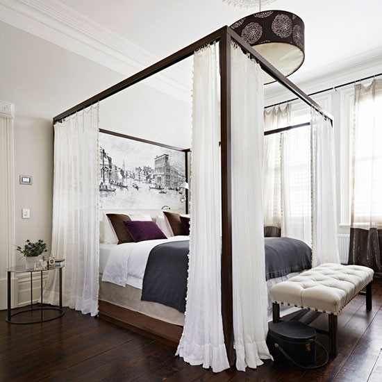 Master bedroom | Be inspired by this eclectic and quirky villa in Melbourne | House tour | PHOTO GALLERY | Livingetc | Housetohome.co.uk