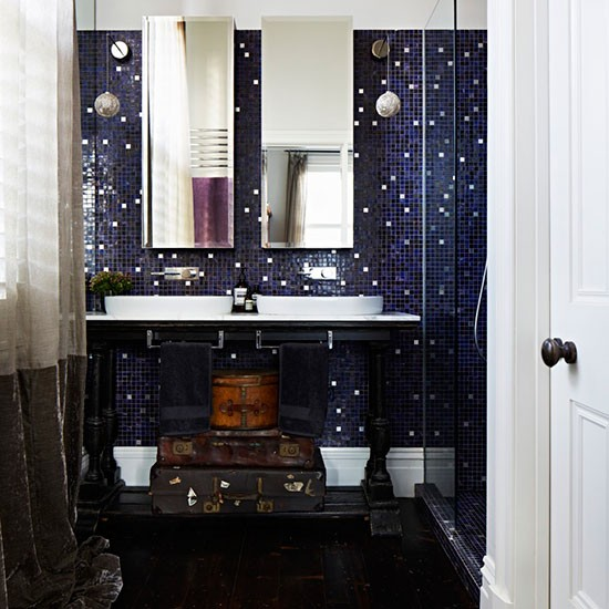 Master en suite | Be inspired by this eclectic and quirky villa in Melbourne | House tour | PHOTO GALLERY | Livingetc | Housetohome.co.uk