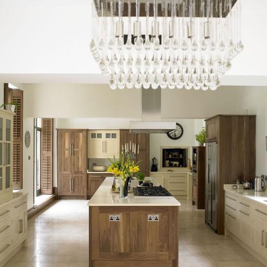 10 Best Kitchen Lighting Ideas: Statement Lighting