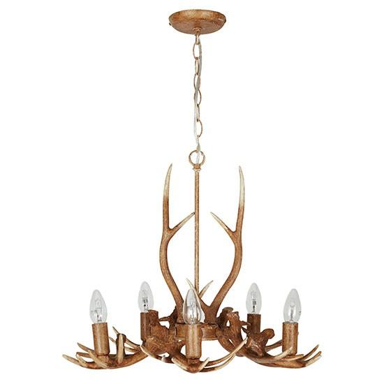 Antler 5-Light chandelier from Next | Autumn woodland trend 2013 | Trend | Design | PHOTO GALLERY | Housetohome.co.uk