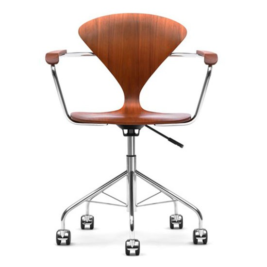 Cherner Desk Chair With Arms From Aram Desk Chairs