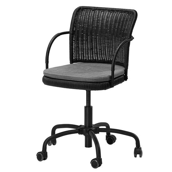 Gregor swivel chair from Ikea