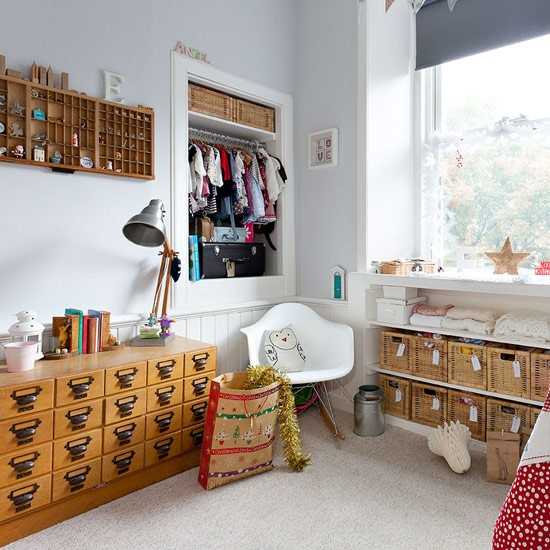 Children 39 s bedroom storage take a tour of morag 39 s - Storage ideas for toy room ...