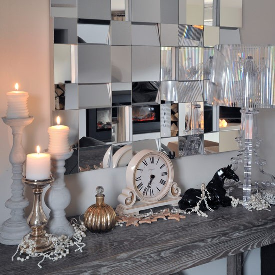 Living Room Console Table Take A Tour Around Angela 39 S New Build In Here