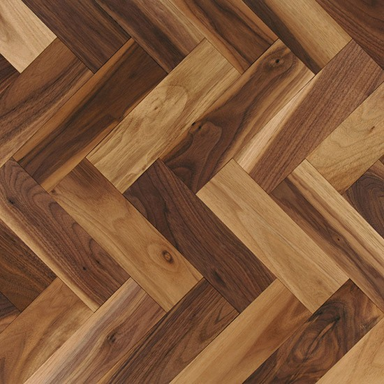 American black walnut hardwood flooring from ambience for Black hardwood flooring