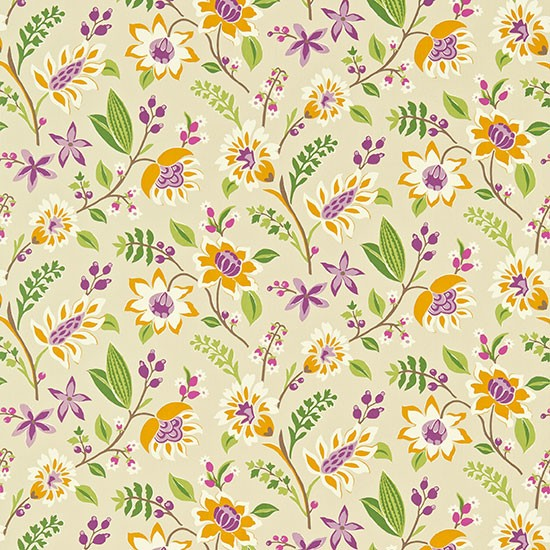 Myrtle fabric from sanderson country fabrics for Sanderson builders