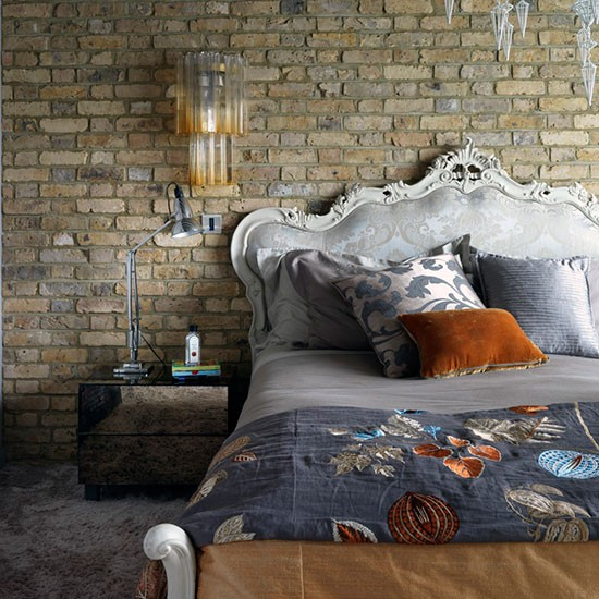 Master bedroom | Be inspired by an Edwardian family home with an industrial vibe | House tour | PHOTO GALLERY | Livingetc | Housetohome.co.uk
