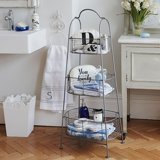Bathroom Baskets Small Bathroom Ideas