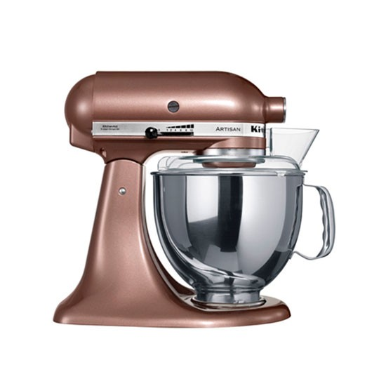 kitchenaid artisan apple cider stand mixer from house of