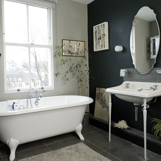 Bathroom step inside this victorian terraced home in for Bathroom ideas edwardian
