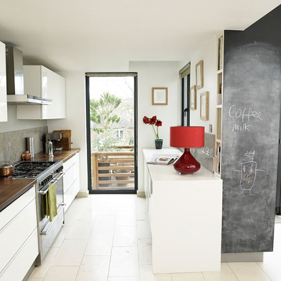 Kitchen step inside this victorian terraced home in for Terrace kitchen ideas