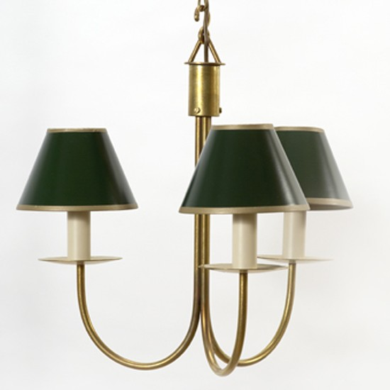 Classic Pendant Light From Jim Lawrence