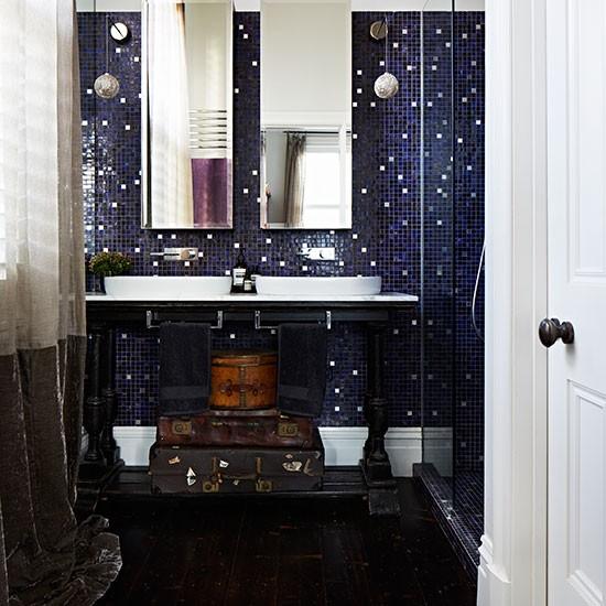 Pogledajte galeriju blistavih i glamuroznih kupatila for Living etc bathroom ideas