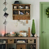 Christmas hallway ideas - 20 of the best