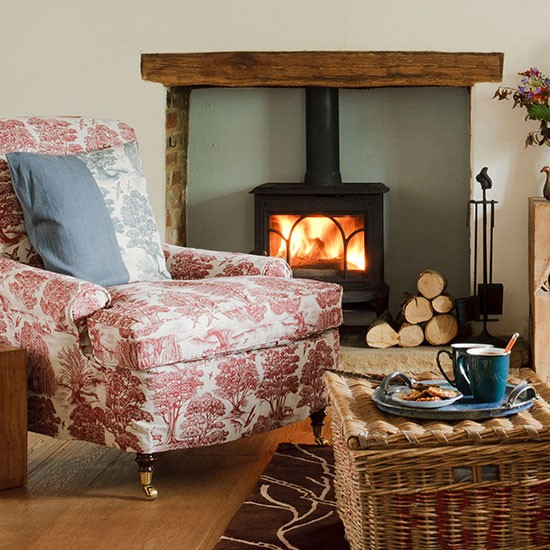 Winter decorating for Small front room ideas