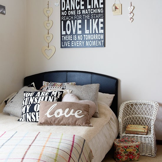 Girl's bedroom | House tour | Yorkshire | Country Homes & Interiors | Housetohome.co.uk