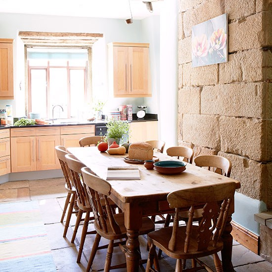 Kitchen | House tour | Yorkshire | Country Homes & Interiors | Housetohome.co.uk