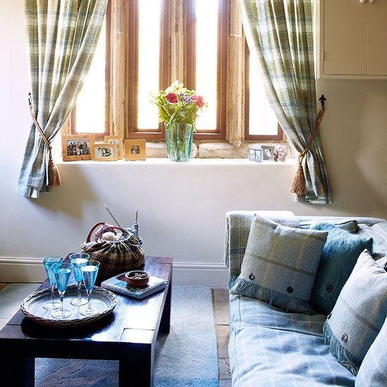 TV room | House tour | Yorkshire | Country Homes & Interiors | Housetohome.co.uk
