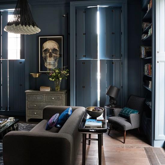 Blue Kitchen London: Step Inside A Luxe Georgian