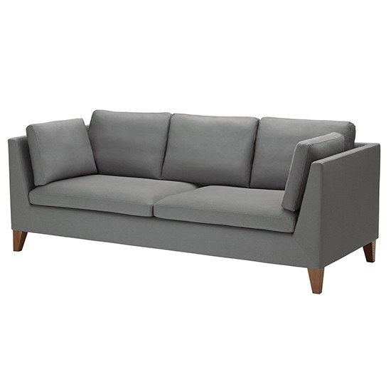 Stockholm three seat sofa from ikea scandi christmas for Ikea sofa rosa