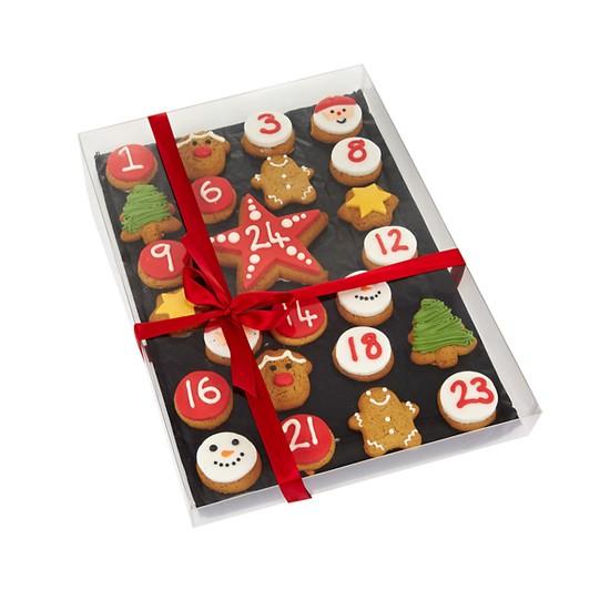 Gingerbread Advent Calendar From John Lewis Christmas
