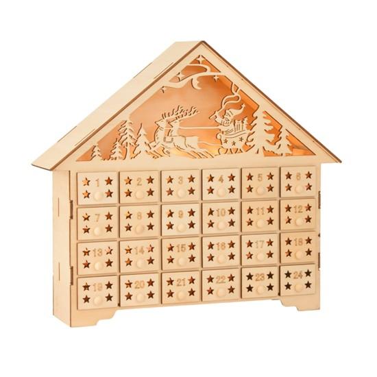 Christmas Wooden Advent Calendar/page/2 | New Calendar Template Site ...