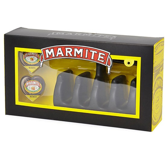 Marmite toast rack gift set from bhs unique christmas for Unusual gifts home