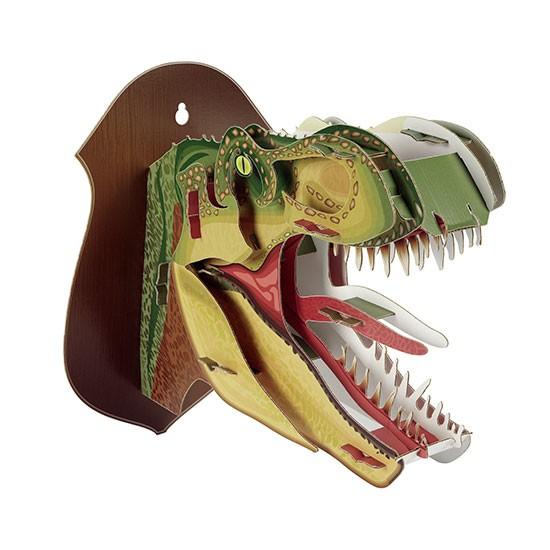 make your own dinosaur head from marks spencer unique. Black Bedroom Furniture Sets. Home Design Ideas