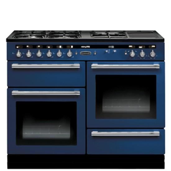 hi lite 110 dual fuel range cooker from rangemaster. Black Bedroom Furniture Sets. Home Design Ideas