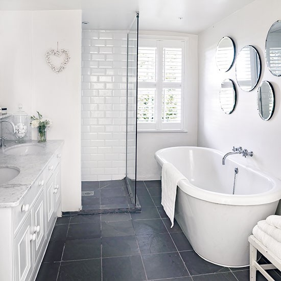 bathroom house tour georgian country house in essex housetohome