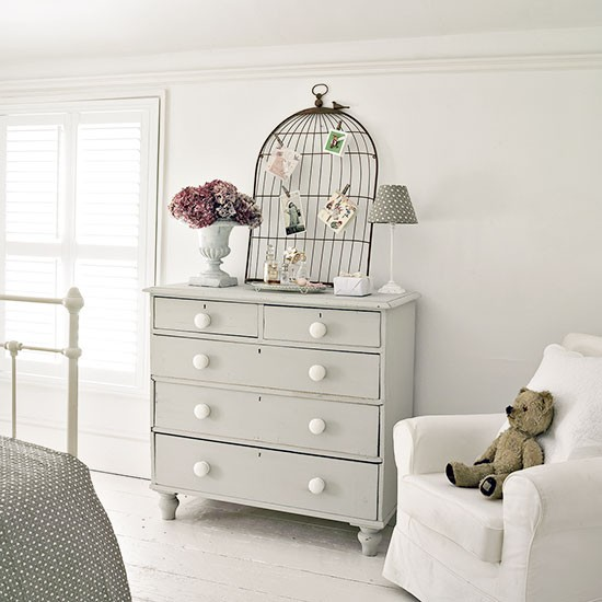 Bedroom chest of drawers | Georgian country house in Essex | House tour | PHOTO GALLERY | Ideal Home | Housetohome.co.uk