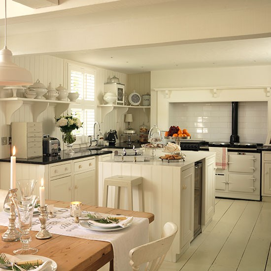 Kitchen | Georgian country house in Essex | House tour | PHOTO GALLERY | Ideal Home | Housetohome.co.uk