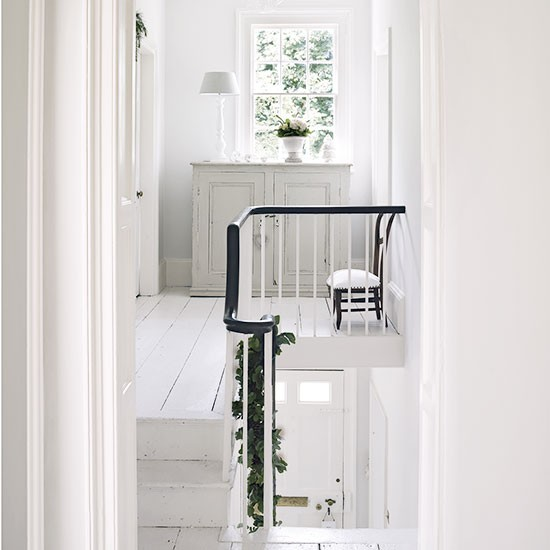 Hallway landing | Georgian country house in Essex | House tour | PHOTO GALLERY | Ideal Home | Housetohome.co.uk
