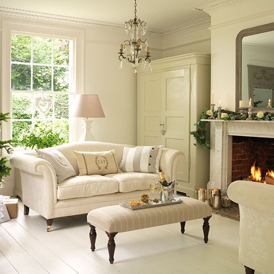 Living room | Georgian country house in Essex | House tour | PHOTO GALLERY | Ideal Home | Housetohome.co.uk