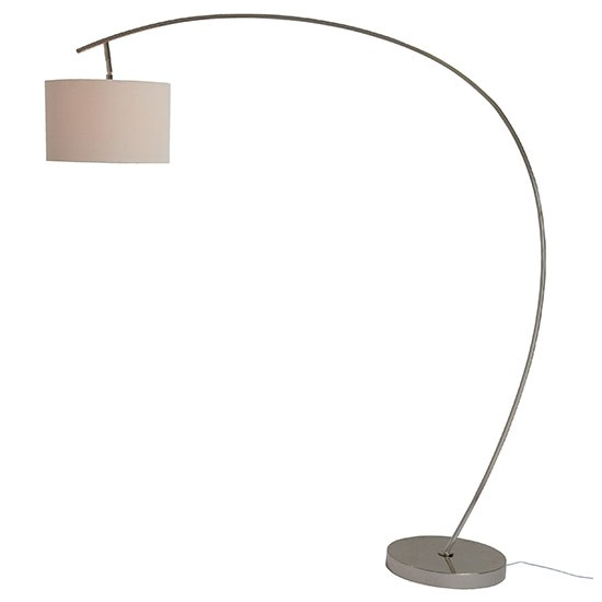 Large curved floor lamps images for Large arc floor lamp uk