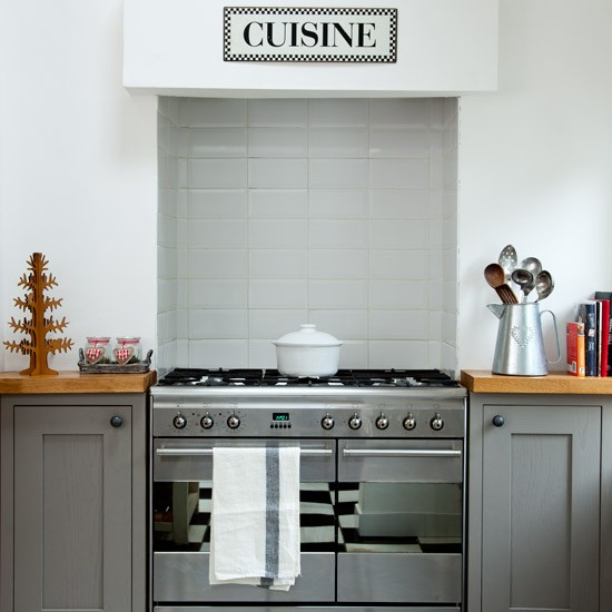 Country Kitchen Range: Grey Country Kitchen