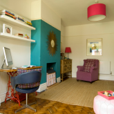 Decorating with colour - 10 ideas