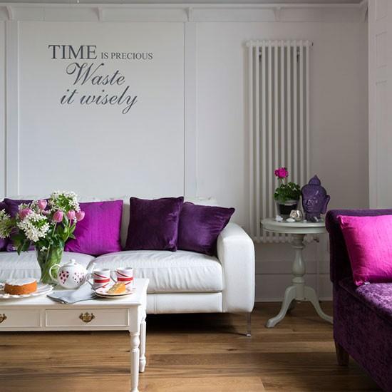 Living Area Decorating Ideas: Winter Decorating Ideas