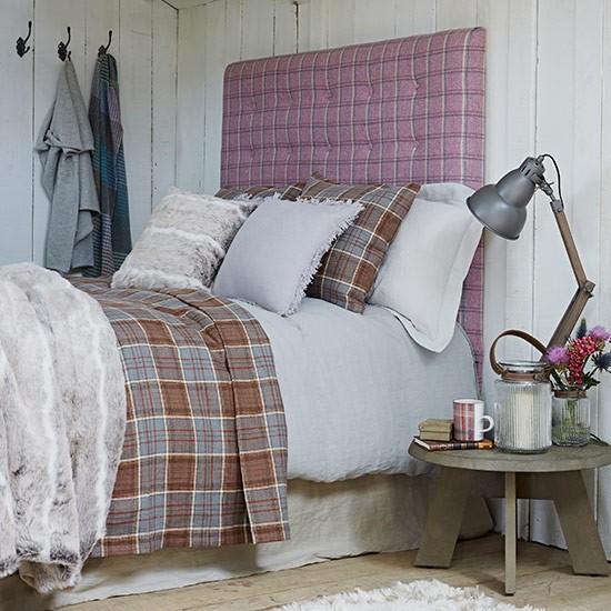 Highland visszavonulás hálószoba | Ország hálószoba tervezési ötletek | Hálószoba | KÉPGALÉRIA | Ország Homes and Interiors | Housetohome.co.uk