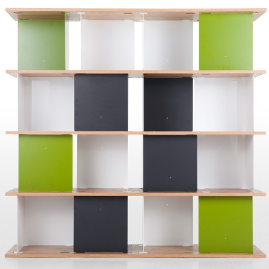 Lecco wall shelving unit from BoConcept | Modular shelving units ...