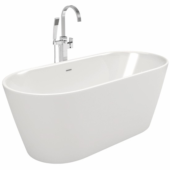 Duchess Modern Freestanding Bath From B Q Freestanding Baths Housetoh